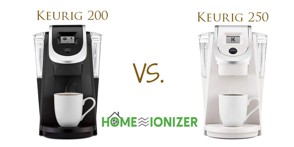 Explore the Difference Between Keurig K200 and K250